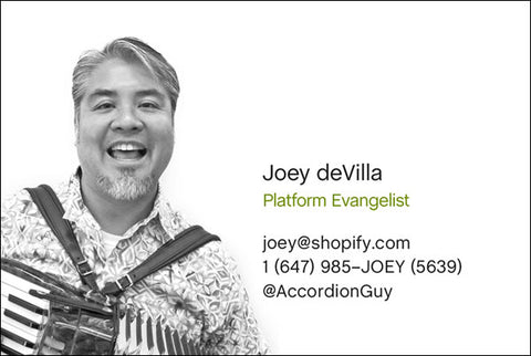 Hello There! (Introducing Joey deVilla)