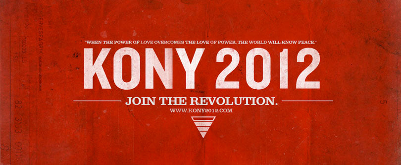 Helping Invisible Children's KONY 2012 Campaign Through Technology