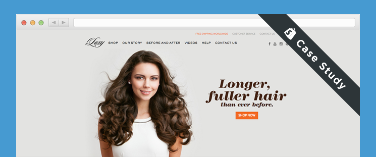 How Luxyhair.com Built a Seven-Figure Ecommerce Business With YouTube Marketing
