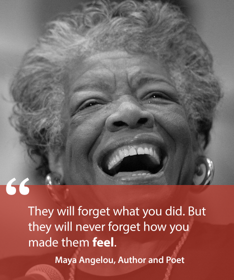 Maya Angelou Quotes: 8 Customer Service Quotes To Transform Your Business