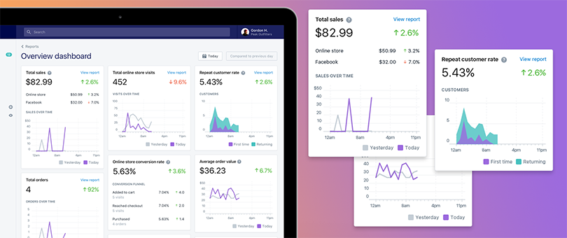 Introducing the New Merchant Overview Dashboard