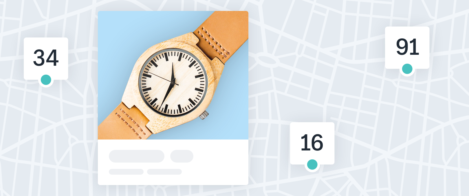 If you sell in multiple locations, you can now manage your inventory by location in Shopify