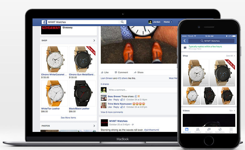 Step 1: How to activate the new Shop section of your Facebook pages