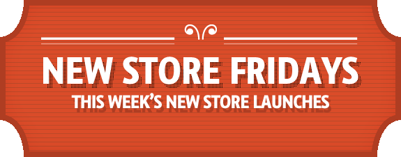 New Stores Friday - August 19, 2011