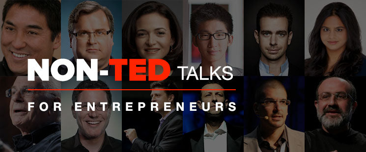 12 Must Watch Non-TED Talks for Entrepreneurs