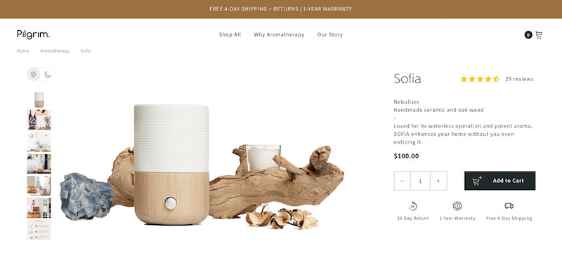 15 Great Product Pages that Turn Visitors into Customers