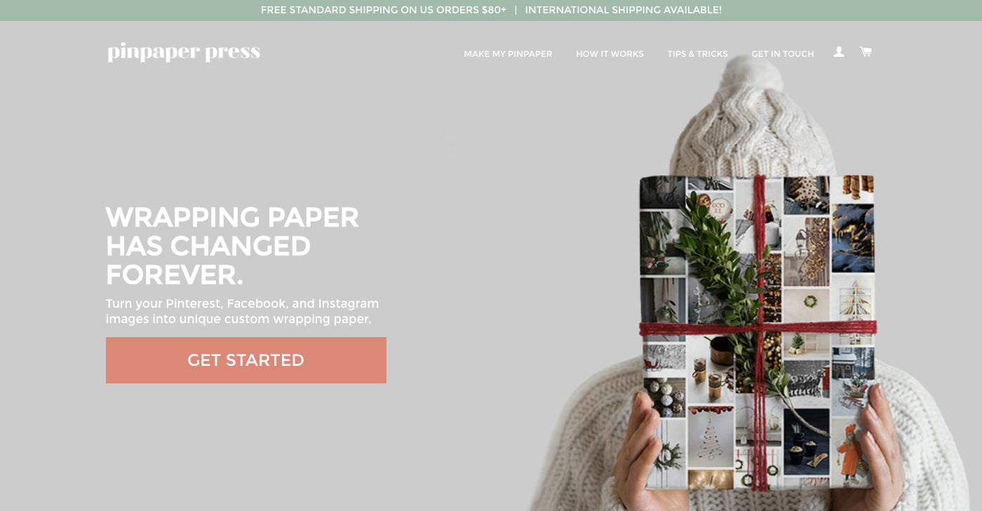Ecommerce Website Design 15 Experts Share Their Tips And Advice Circuit Board Frame Green Eco Friendly Gifts Pinterest Helen Tran