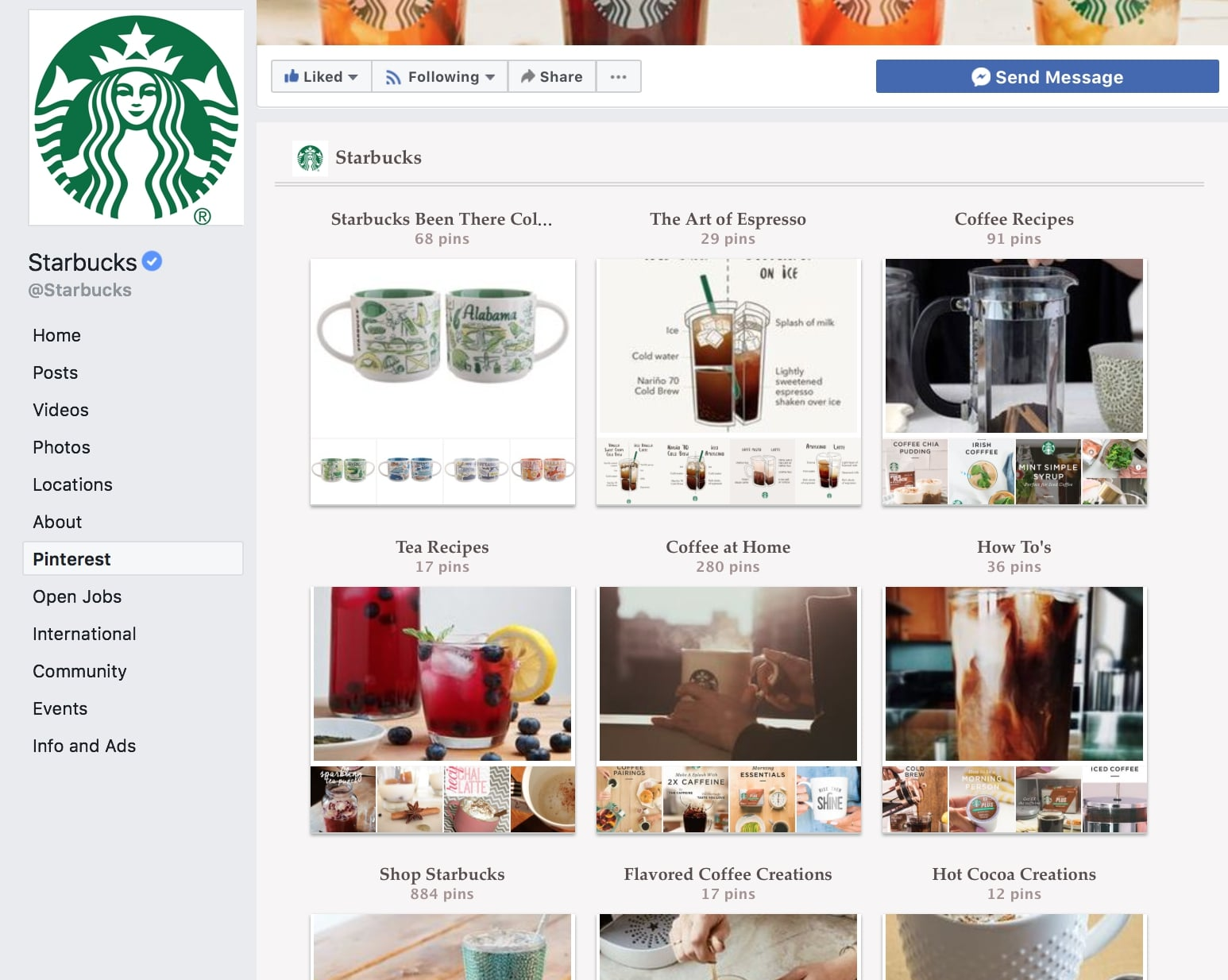woobox for integrating pinterest with facebook