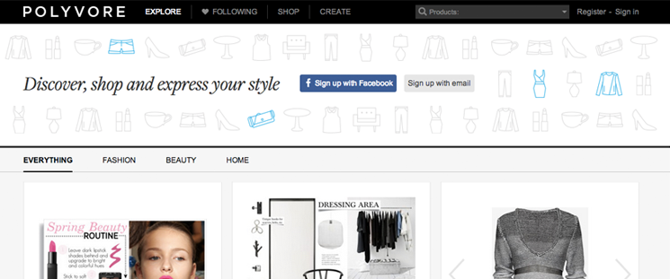 How to Use Polyvore to Drive Traffic and Sales for Your Online Store