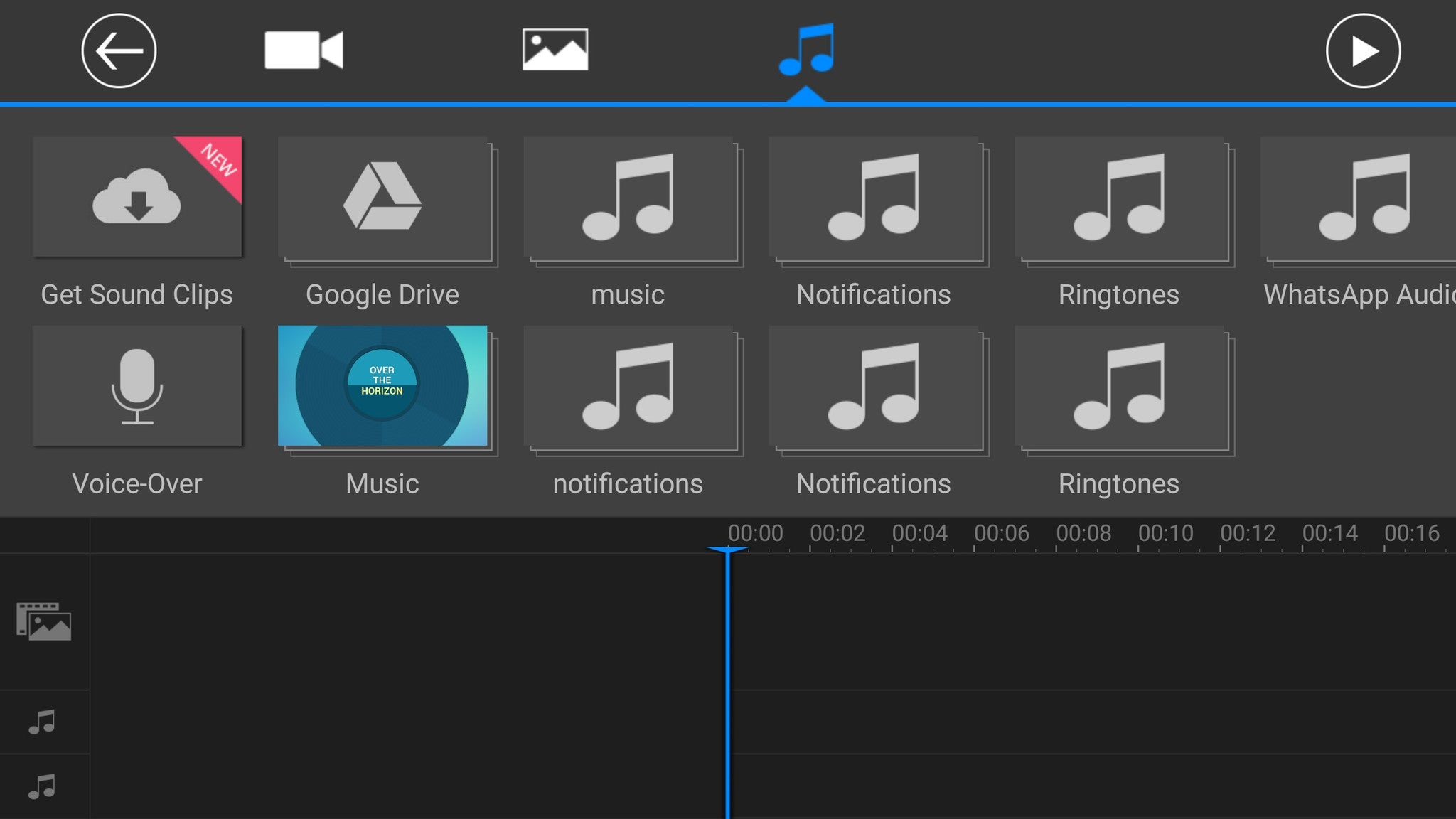 how to make a sing a long video using imovie