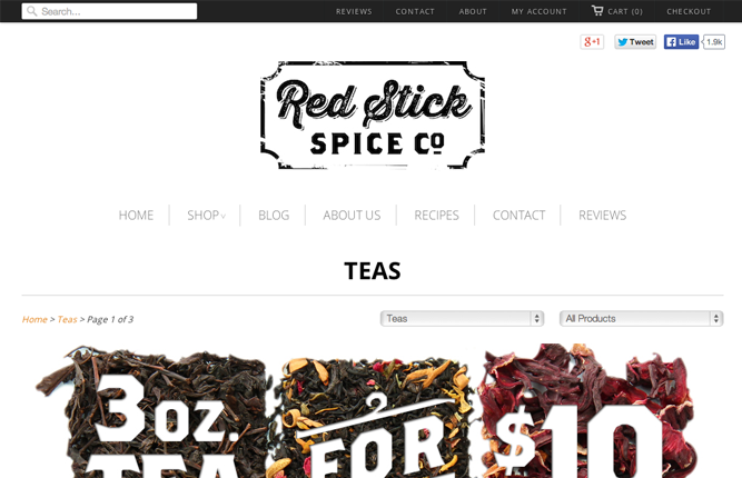 Red Stick Spice Co