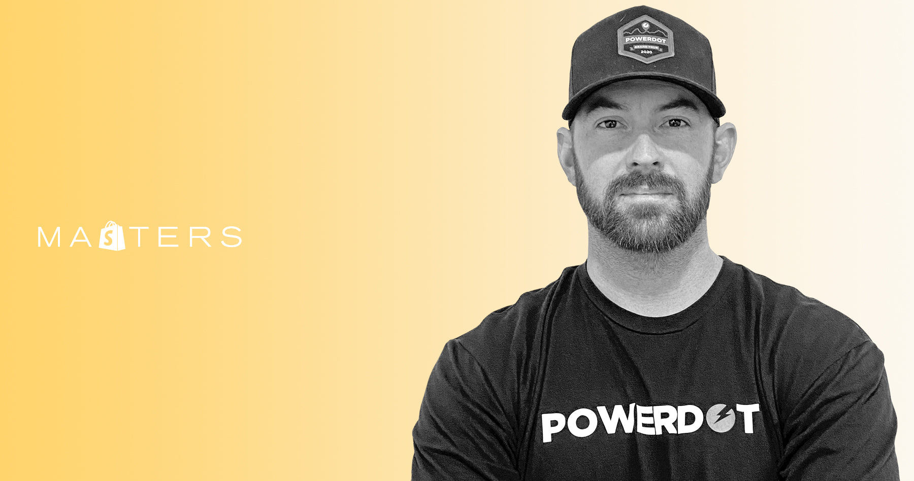 Director of ecommerce from PowerDot, Chase Novelich.