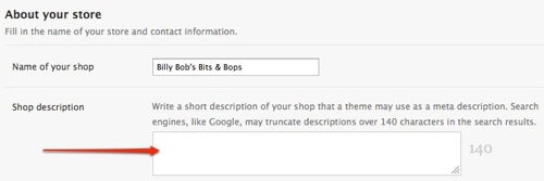 Improving Shopify SEO: Several New Features!