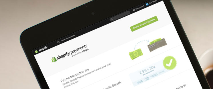 Shopify Payments Launches for U.S. Merchants