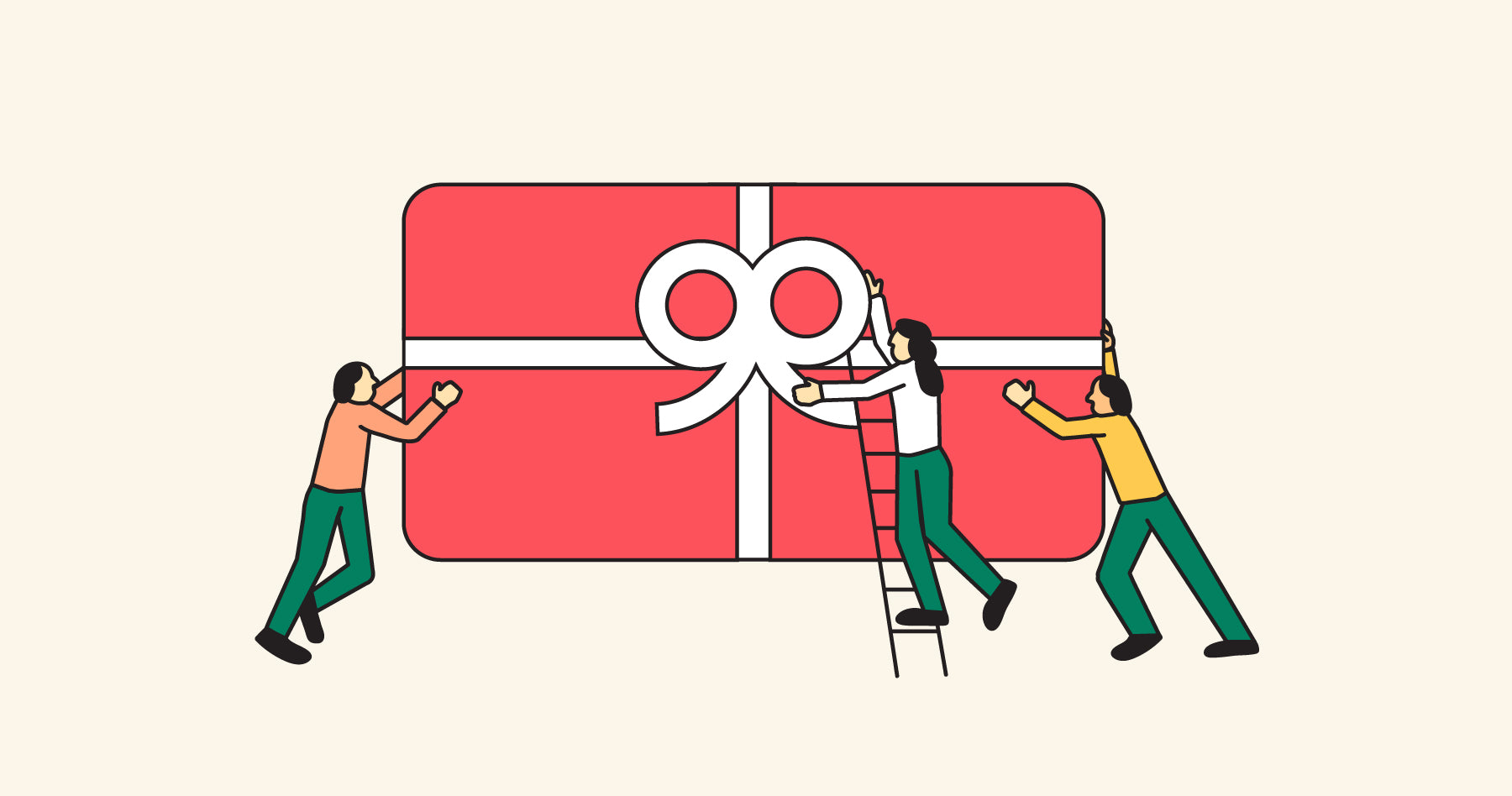 gift cards available on all plans on shopify