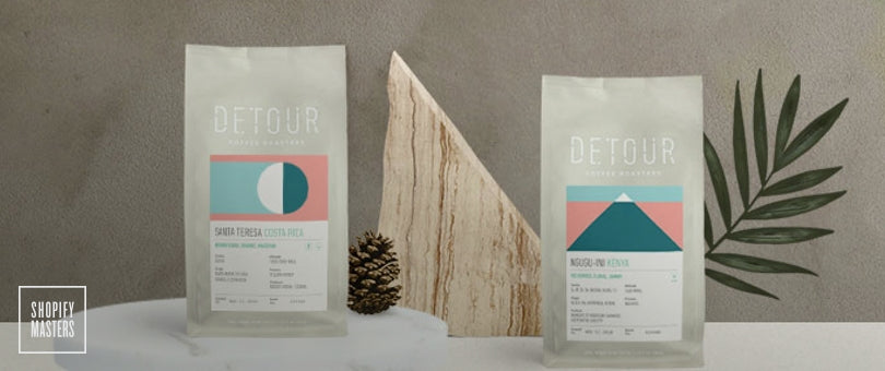 detour coffee roasters shopify masters