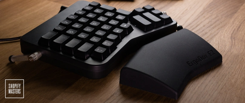 ergo dox on shopify masters