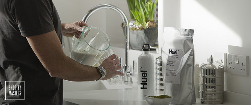 How Hiring a PR Agency Helped Huel Kickstart a £2 Million Business