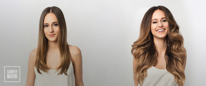 The Four Part Formula That Got Luxy Hair 28 Million Subscribers On
