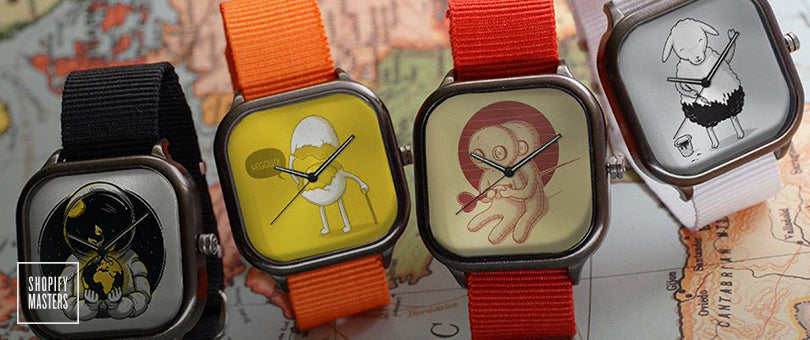 modify watches shopify masters