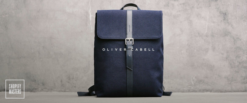 oliver cabell working with luxury manufacturers