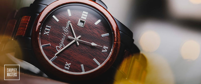 How These First-Time Entrepreneurs Launched a $15 Million Watch Company