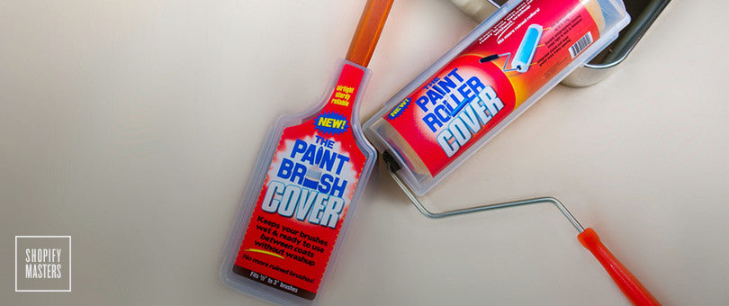 shopify masters paint roller cover
