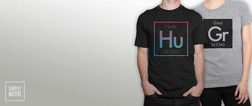 How One Company Used Product Hunt to Launch a Million Dollar T-Shirt Business