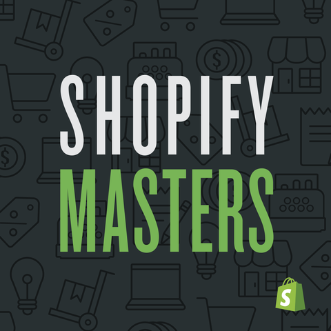 Shopify Masters podcast artwork