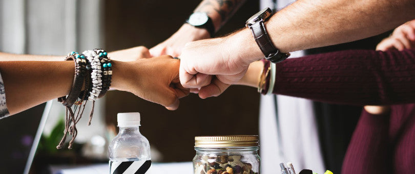 Squad Goals: Four Collaboration Ideas to Boost Your Small Business' Sales