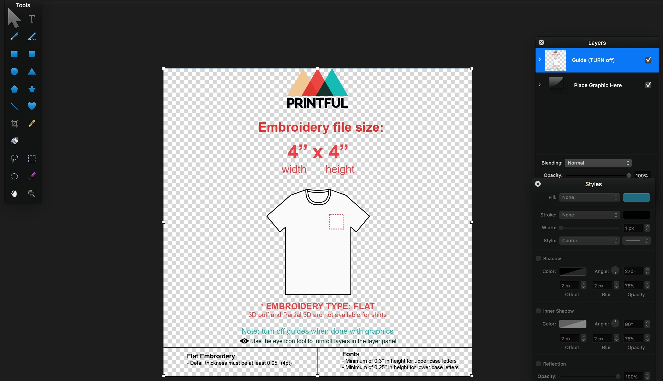 t shirt design software free trial