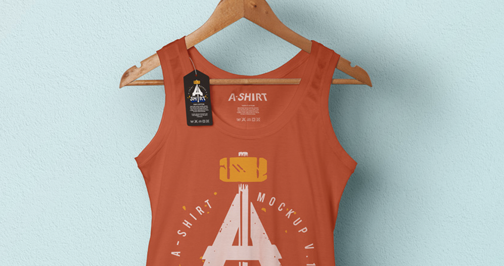 22 Awesome T-Shirt Templates and Mockups for Your Clothing Line