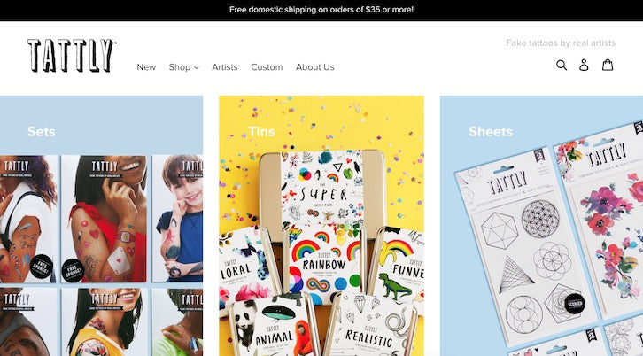 78a00de72a2c 50 Best Shopify Stores to Inspire New Entrepreneurs in 2019