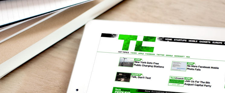 How to Get Featured on TechCrunch