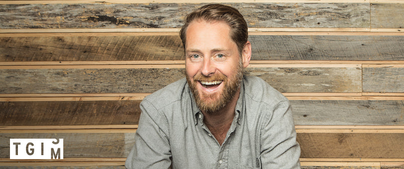 How the CEO of Hootsuite Spun His Back Pain Into a Successful New Business
