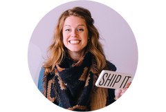 Thea Earl, product marketing manager, Shopify Shipping