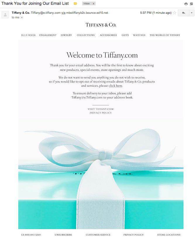 How To Write An Effective Welcome Email  Examples