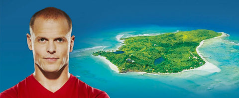 Here's How You Can Win a Trip to Richard Branson's Private Island Courtesy of Tim Ferriss