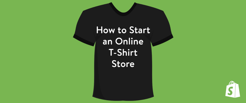 Free Webinar: How to Start an Online T-Shirt Store