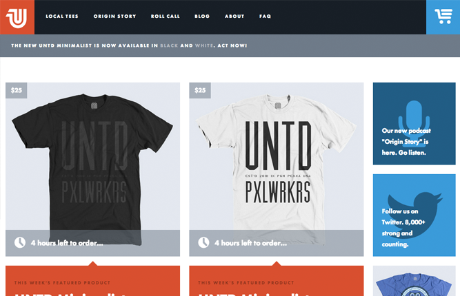 inspiration 9 ecommerce about pages that are killing it