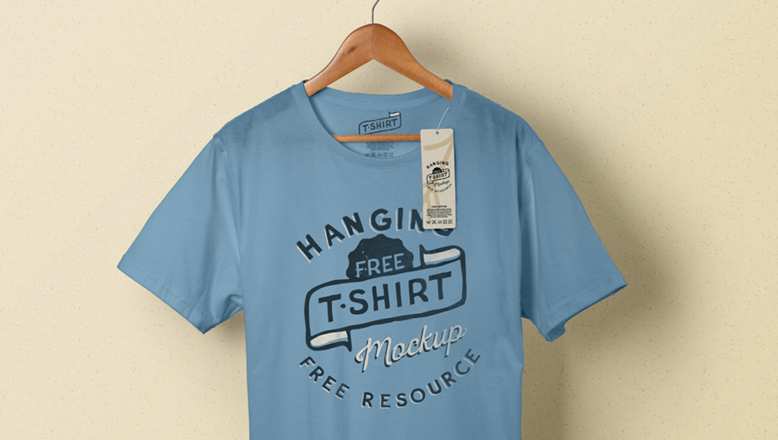 Vintage and Classic T-Shirt from Pixeden