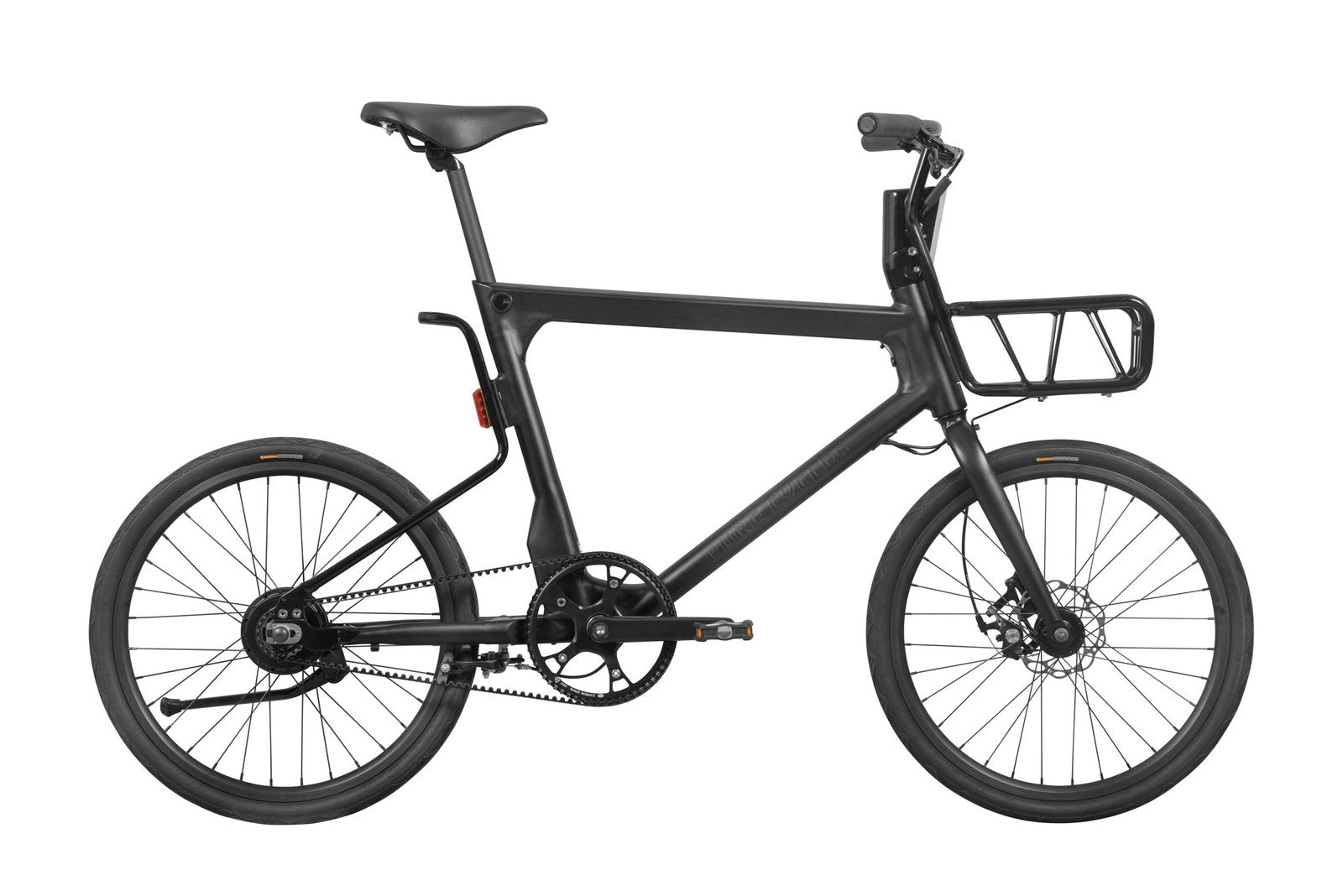 volta e-bike product photo