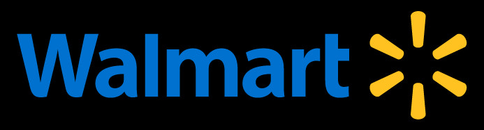 Walmart's logo is used as an example for how to build a brand because they an icon and text which either can be used alone.