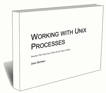 Working with Unix Processes: A New Ebook by Shopify's Jesse Storimer
