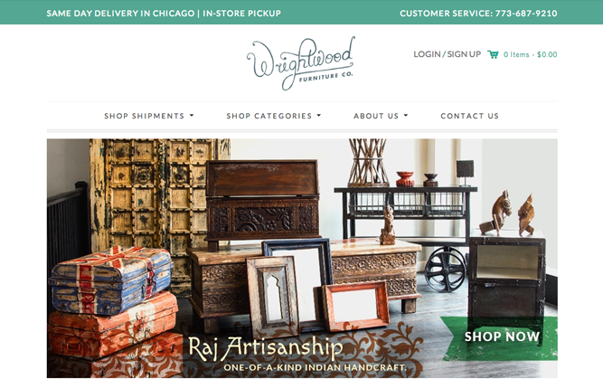 30 Beautiful and Creative Ecommerce Website Designs