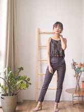 Beatrice Lace Top - Black