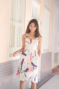 Lilly Belle Dress - Pink