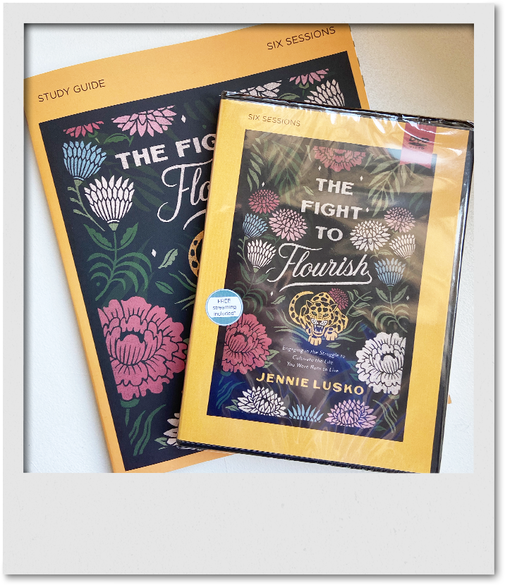 The Fight to Flourish DVD & Study Guide Bundle