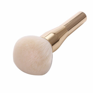 Rose Gold Shading Powder Blush Makeup Brush Foundation Base Contour Make Up Brush Bronzer Concealer Cosmetic High Quality 25