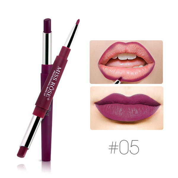 Miss Rose Brand Lipstick Moisturizing Waterproof Lipsticks Matte lips Makeup Lip Stick